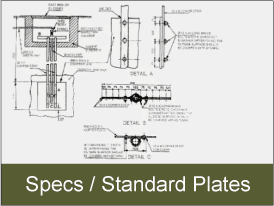 engineering specifications and standard plates
