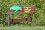 Image of Eagle Ridge Park Sign
